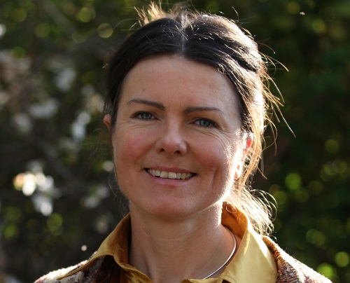 Slow food and collaborative farming advocate Deb Bogenhuber