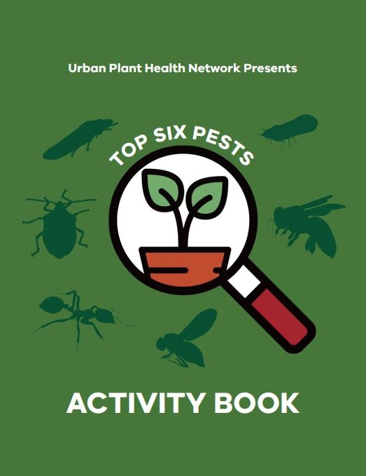 Urban Plant Health Network activity booklet