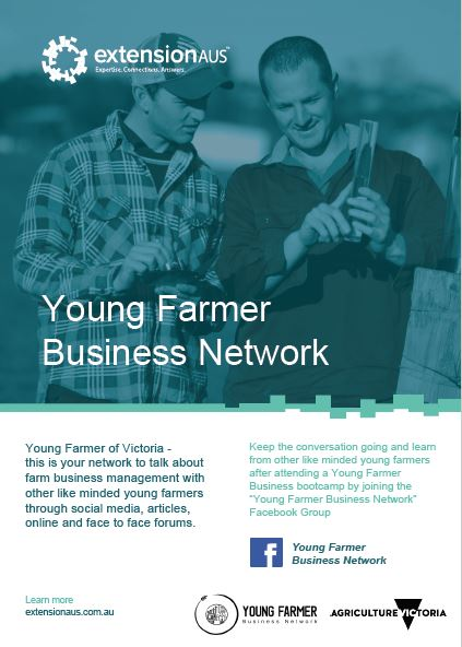 Join our Facebook Group - Young Farmer Business Network | Young